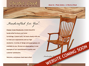 Chester Creek Woodworks
